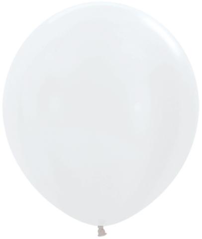 Шар (30''/76 см) Жемчужный (406), перламутр