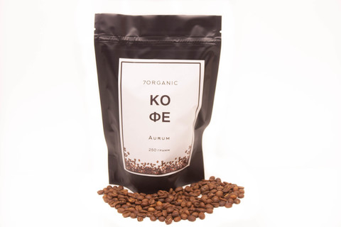 Кофе в зернах Aurum