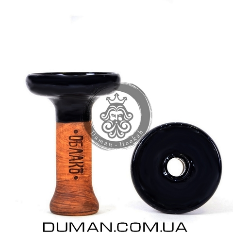 Чаша Oblako Phunnel Glaze Top (Облако) |Black Mate L