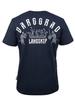 Футболка Варгградъ мужская «Набег» тёмно-синяя