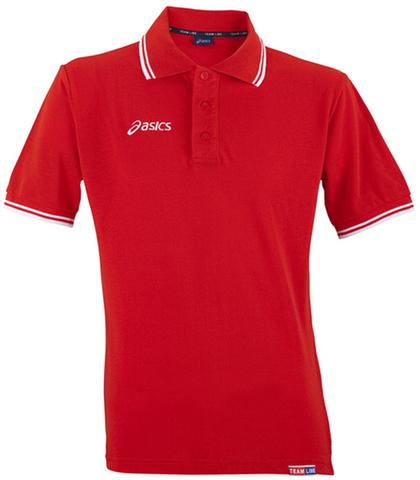 Поло Asics Polo Nelson мужская red