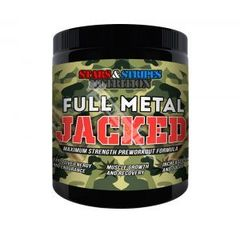 Full Metal Jacked - Sample