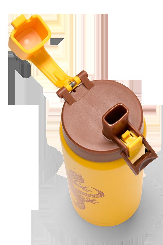 Термос (сититерм-вакуумный) Арктика (0,5 литра),ящерица