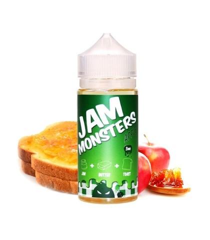 JAM MONSTERS - Apple (120ml)