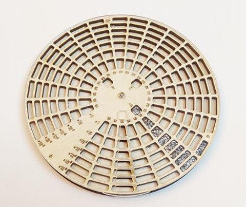 Кассетница SMD170E24-W для SMD резисторов и конденсаторов