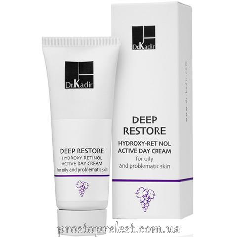 Dr.Kadir Deep Restore - Дневной крем для жирной и проблемной кожи