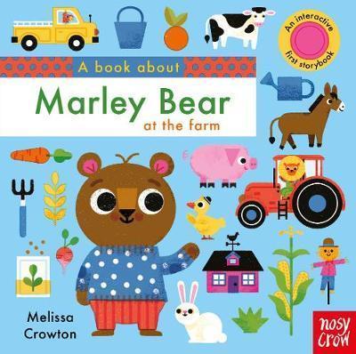 Kitab A Book About Marley Bear at the Farm | Melissa Crowton