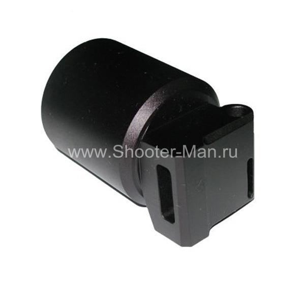 Не складной адаптер для установки телескопических прикладов Military Equipment