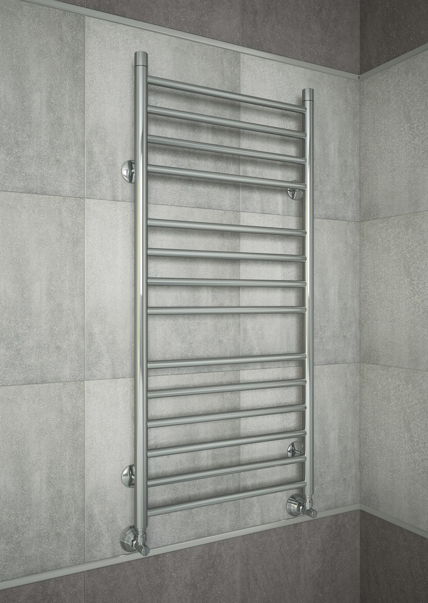 Avrora E-электрический полотенцесушитель из нержавеющей стали.