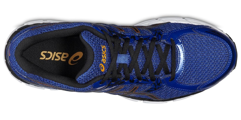 Asics Gel-Oberon 10 мужские беговые кроссовки синие фото