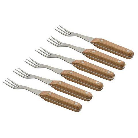 Набор вилок для стейка Berghoff Collect And Cook 6 пр. 4490308