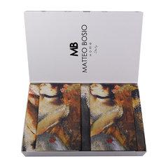 Постельное белье 2 спальное евро Matteo Bosio SD 03-МВ