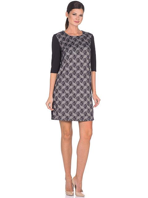WD2614F платье женское, черное