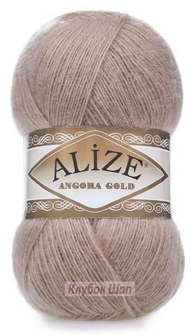 Angora GOLD Alize 542 Кора - фото