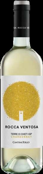 Rocca Ventosa Chardonnay Terre di Chieti IGP
