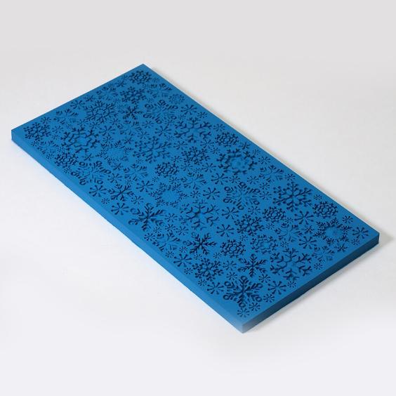 Текстурный лист Снежинки