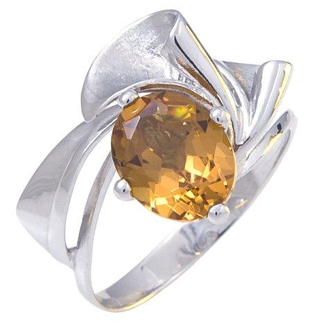 Кольцо из серебра с султанитом Арт.1118с