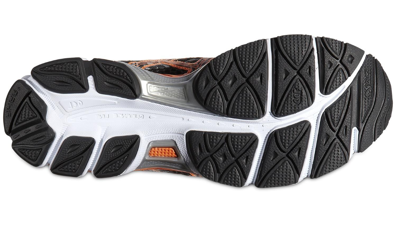 Мужские беговые кроссовки Asics Gel-Cumulus 16 Light-show (T4C0Q 9990) оранжевые фото