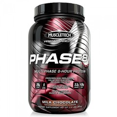 MuscleTech Phase 8 Performance Series (2lb / шоколад-арахисовое масло)