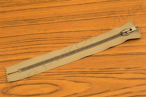 Молния разъёмная однозамковая YKK (21 см) 09-25-0010-01