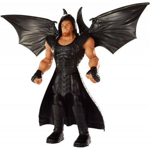 Фигурка Гробовщик (Undertaker) 30 см - рестлер Wrestling WWE, Mattel