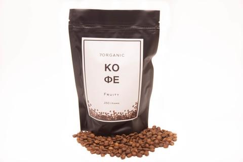 Кофе в зернах Fruity