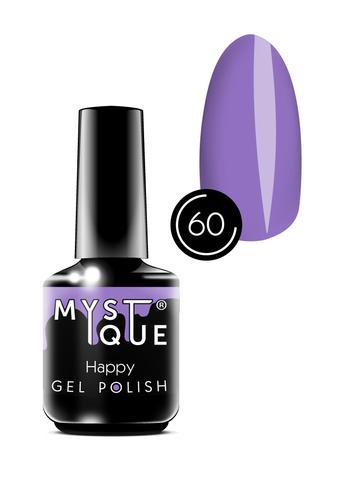 Mystique Гель-лак #60 «Happy» 15 мл