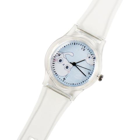 Часы наручные Meow Blue