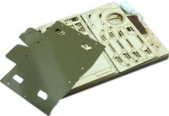 Деревянные конструкторы Lemmo. Модель ГАЗ-АА с тентом