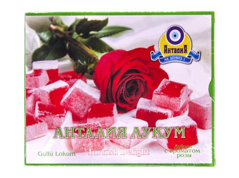 Рахат лукум Анталия с ароматом розы, 125 г