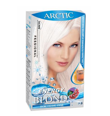 Рябина Energy Blond Осветлитель для волос Arctic