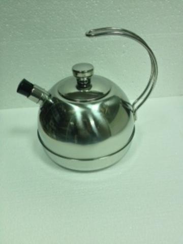 Чайник 3л. со свистком 1с957  Аша
