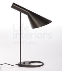 лампа AJ  by Arne Jacobsen ( black )