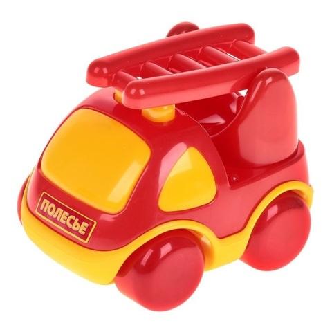 Автомобиль-пожарная спецмашина
