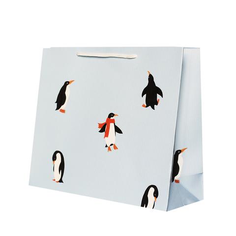 Пакет Polar Penguin подарочный