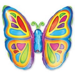 Фольгированный шар Бабочка