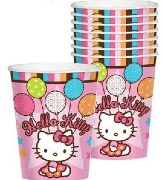 Сервировка стола Стакан Hello Kitty 8шт. 9016_7192bstakan_kitti.png