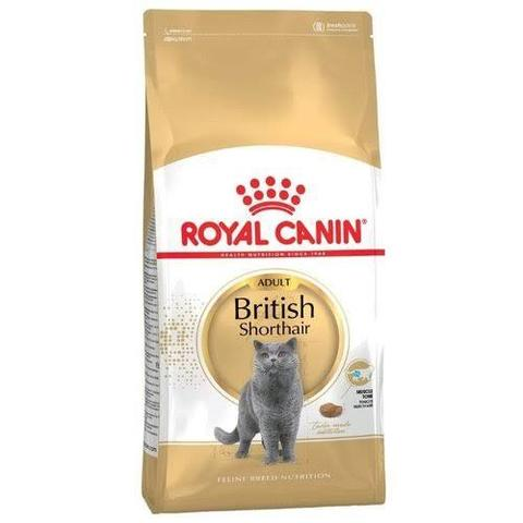 Royal Canin Британская короткошерстная 4 кг от 12 мес