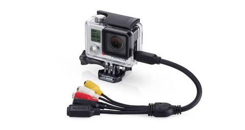 Облегченный защитный бокс GoPro Slim Skeleton Housing (AHSSK-301) с кабелем