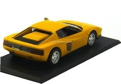 Ferrari Testarossa 1984 yellow Altaya 1:43