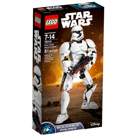 LEGO Star Wars: Штурмовик Первого Ордена 75114