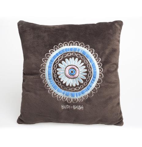 Подушка с принтом Буди Баса