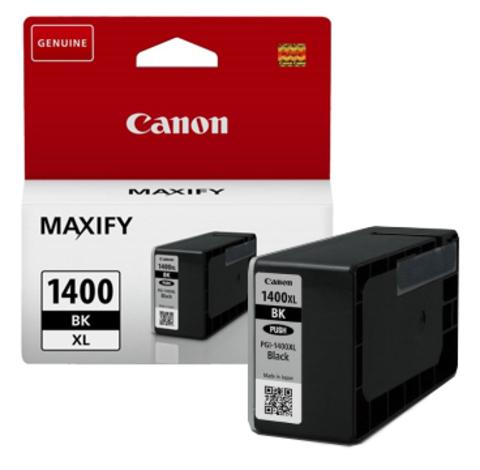 Картридж Canon PGI-1400XLBK/9185B001