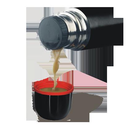 Термос Thermos Classique черный (0,5 литра)