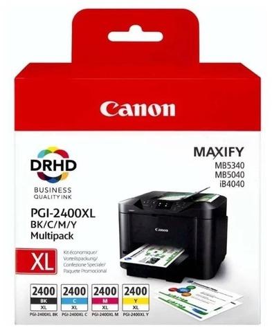 Набор картриджей Canon PGI-2400XL Multipack