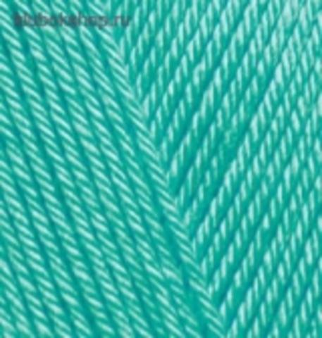 Diva 376 Светло-голубая бирюза Alize
