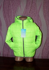Детская куртка на синтепоне