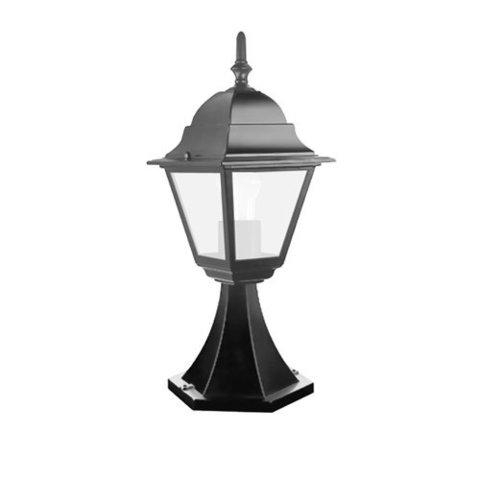 Светильник садово-парковый, 100W 230V E27 черный, 4204 (Feron)