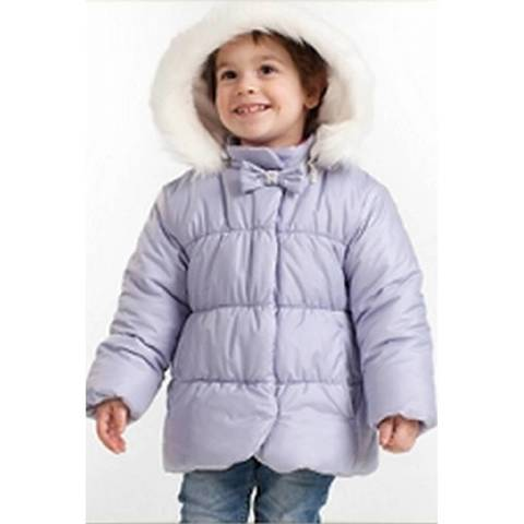 КТ103 Куртка для девочки Зима