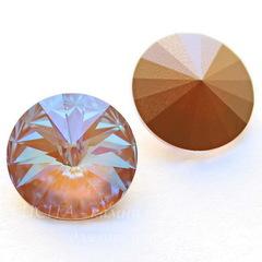 1122 Rivoli Ювелирные стразы Сваровски Crystal Cappuccino DeLite (14 мм)